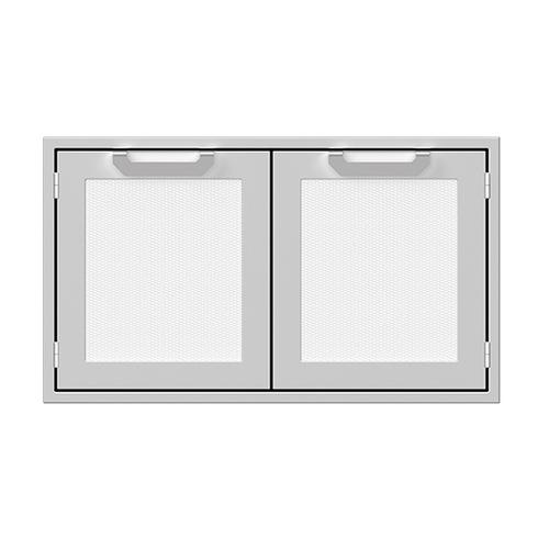 """36"""" Hestan Outdoor Double Sealed Pantry - AGLP Series - Froth"""