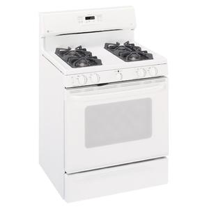 "GE Profile Spectra 30"" Free-Standing Gas Range with Warming Drawer"