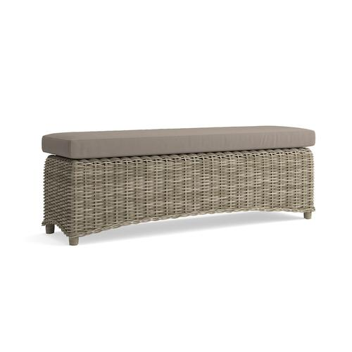 Savannah Backless Dining Bench