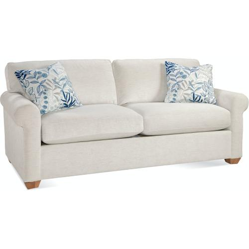 Braxton Culler Inc - Bedford 2 over 2 Sofa with Topstitch