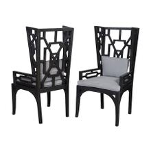MANOR WING CHAIR - Set of 2