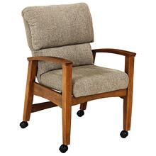 View Product - Rocker / Tilt Seating (casual, chestnut)