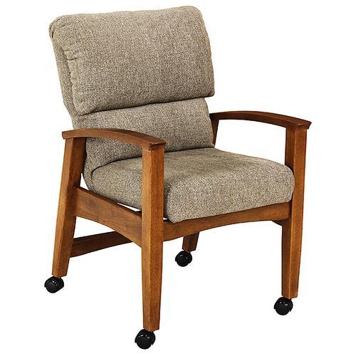 Rocker / Tilt Seating (casual, chestnut)