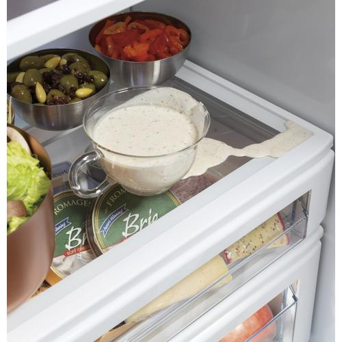 "Café 42"" Smart Built-In Side-by-Side Refrigerator"