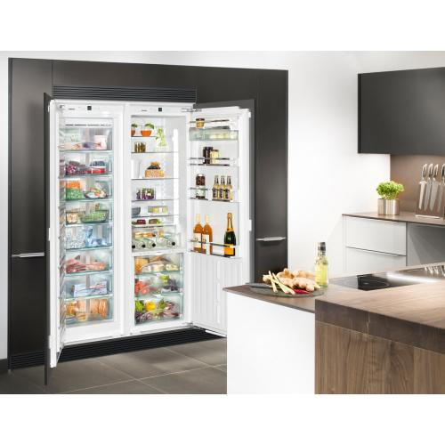 "48"" Freezer for integrated use with NoFrost Refrigerator with BioFresh for integrated use"