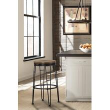 Northpark Backless Swivel Bar Stool
