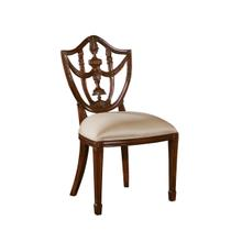 See Details - SHIELD SIDE CHAIR