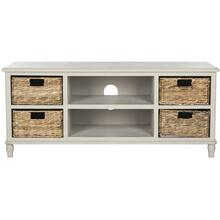 Rooney TV Unit - Vintage Grey