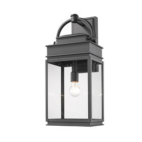 Fulton AC8240BK Outdoor Wall Light