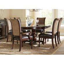 View Product - 7 Piece Oval Table Set