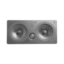 "See Details - Disappearing In-Wall Series Dual 6.5"" L/C/R Loudspeaker"