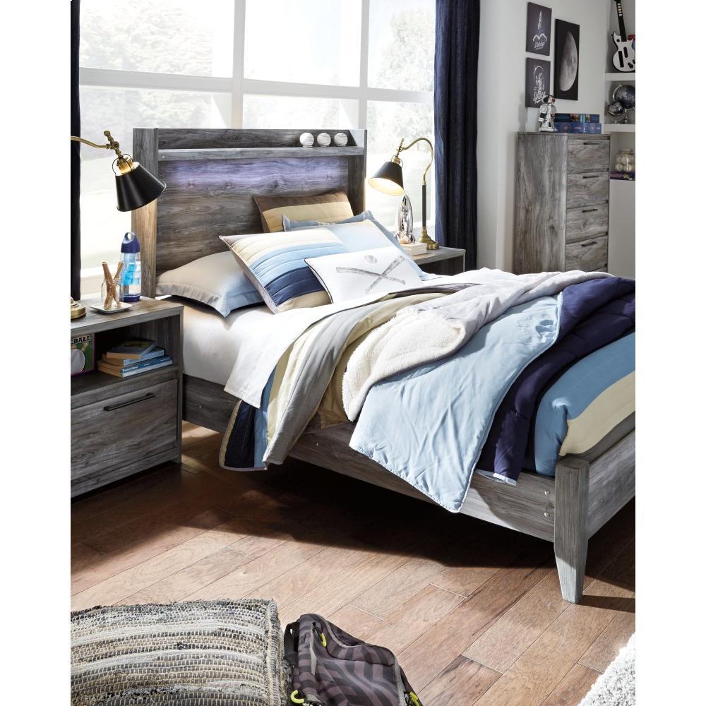 Baystorm Full Panel Bed