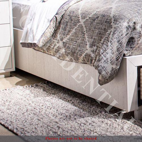 Liberty Furniture Industries - Cali King Storage Bed Rails