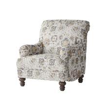 HUGHES FURNITURE 5510-85 Kafton Tiger Eve Chair