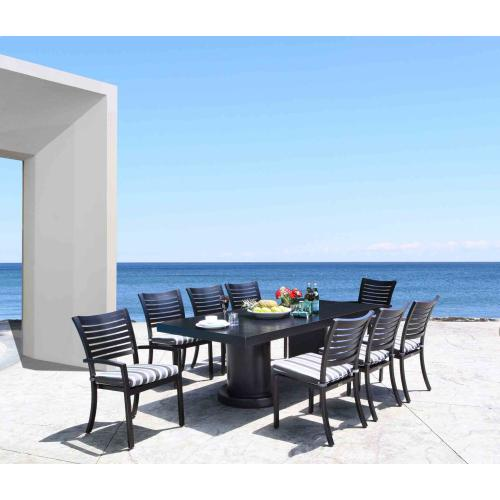 """Lakeview 120"""" x 46"""" Rectangular Dining Table"""