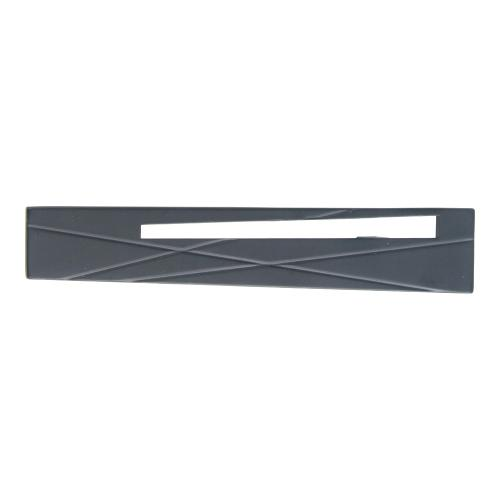 Modernist Right Pull 3 Inch (c-c) - Matte Black