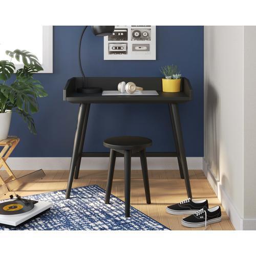 Signature Design By Ashley - Blariden Desk With Stool