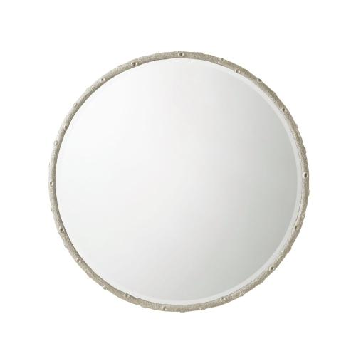 See Details - Grove Isle (round) Wall Mirror