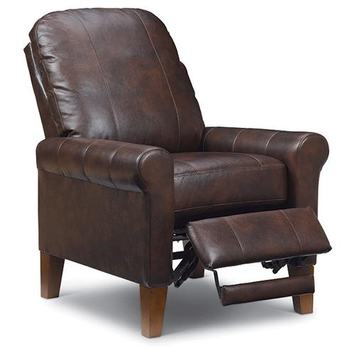 JONELLE Power Leather Recliner #246278