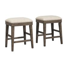 Wyndahl Upholstered Stool