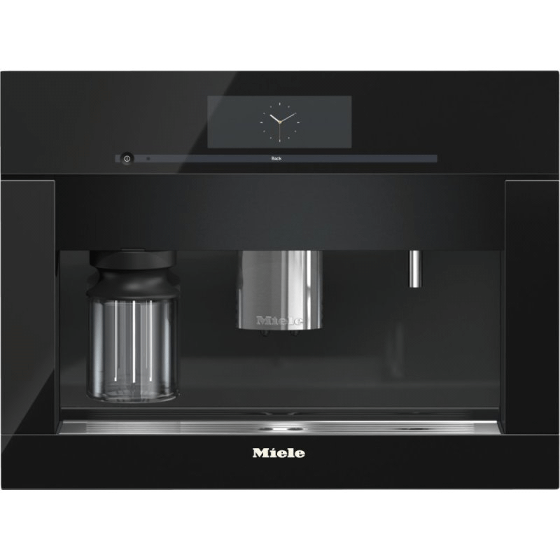 CVA 6805 - Built-in coffee machine with bean-to-cup system - the Miele all-rounder for the highest demands.