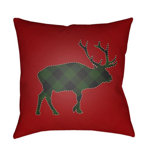 "Buffalo PLAID-025 18"" x 18"""