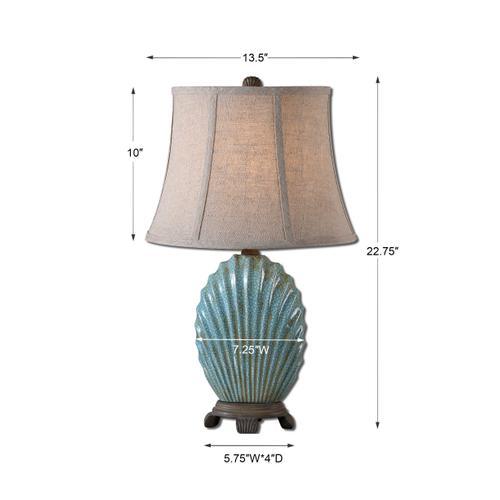 Uttermost - Seashell Accent Lamp