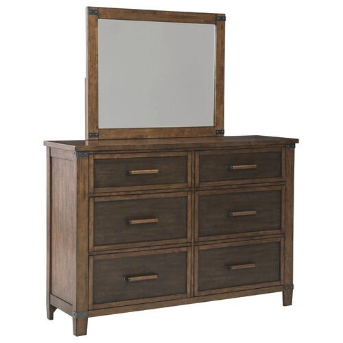 Wyattfield Dresser and Mirror