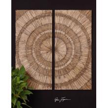 See Details - Lanciano Wood Wall Panels, S/2