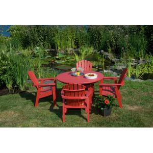 Adirondack Shellback Dining Chair (021)