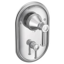 Belfield Chrome Posi-Temp ® with diverter valve trim