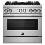 Jenn-AirJenn-Air RISE 36&quot Dual-Fuel Professional Range with Gas Grill
