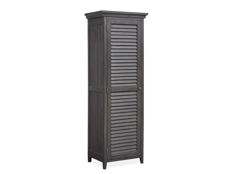 Magnussen HomeChimney Cupboard - Peppercorn