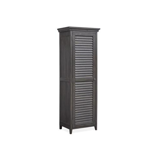 Chimney Cupboard - Peppercorn