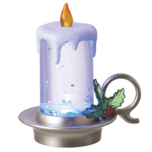 Lighted LED Candle Mini Shimmer
