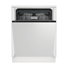 Tall Tub Dishwasher, 16 place settings, 45 dBa, Fully Integrated Panel Ready