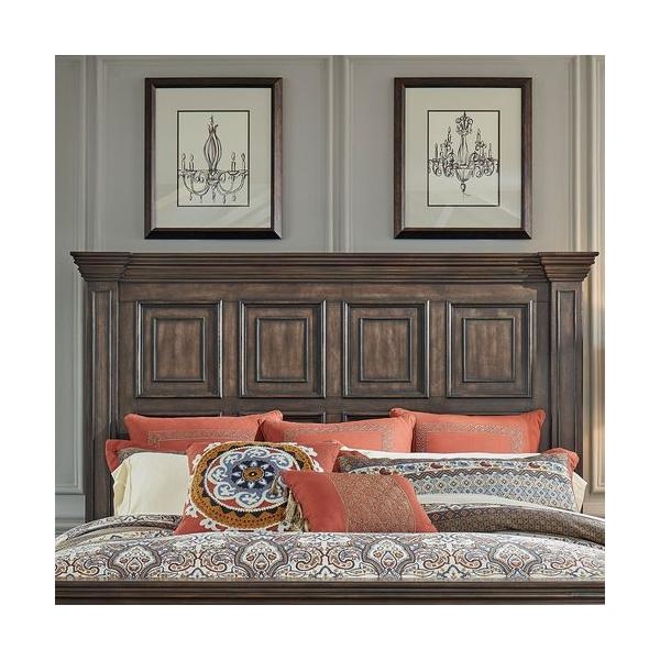 Queen Mansion Headboard