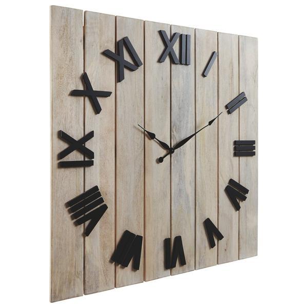 Bronson Wall Clock