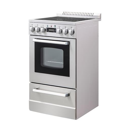 "20"" Deluxe Electric Range (Avanti Elite Series)"