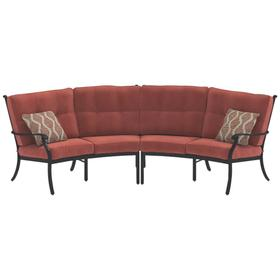 Burnella 2-piece Outdoor Sectional