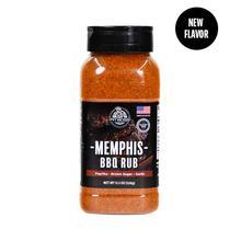 View Product - 11.5 oz Memphis BBQ Rub