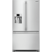 [CLEARANCE] Frigidaire Professional 21.6 Cu. Ft. French Door Counter-Depth Refrigerator. Clearance stock is sold on a first-come, first-served basis. Please call (717)299-5641 for product condition and availability.