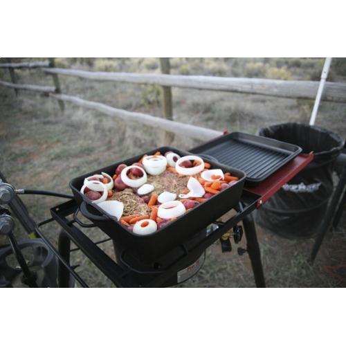 Cast Iron Square Dutch Oven