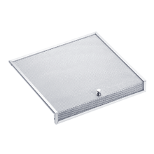 Grease filter Metal 281,5x265x40 - Grease filter Made from high-quality stainless steel.