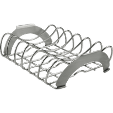 Stainless Steel Rib / Roast Rack and Roast Rack