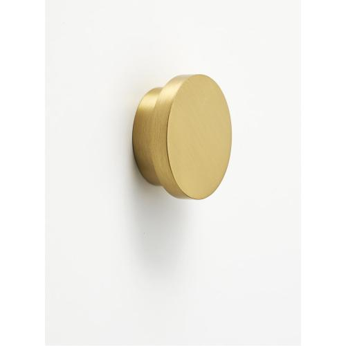 Redondo Knob A450-14 - Unlacquered Brass