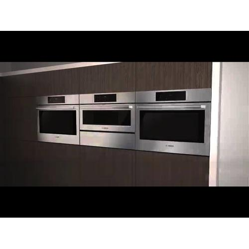 Bosch Canada - Benchmark® Steam Convection Oven 30'' Stainless steel HSLP451UC