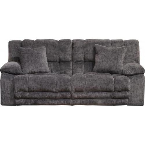Gallery - Branson Power Lay Flat Reclining Sofa w/ Extended Ottoman