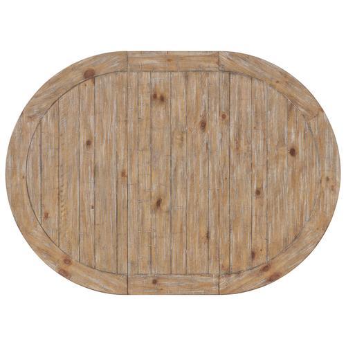 Riverside - Harper - Round Dining Table Top - Matte Black Finish