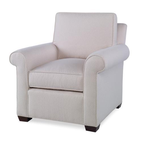 Profiles Chair - Modern Roll Arm